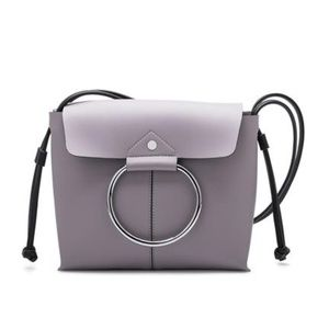 DILLEN Lavender Ring Crossbody by Melie Bianco